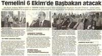 11.09.2013 5 OCAK (Temeli 6 Ekimde BaDbakan Atacak-1 )