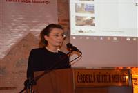 Bursa İl Tüberküloz Koordinatörü Uz. Dr. Tülay BULUT'un konuşması.