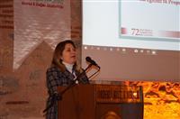 08.01.2019 tarihinde Ördekli Kültür Merkezi' nde yapılan Verem Paneli'nde Halk Sağlığı Hizmetleri Başkanımız Dr. Esma KUZHAN'ın konuşması.