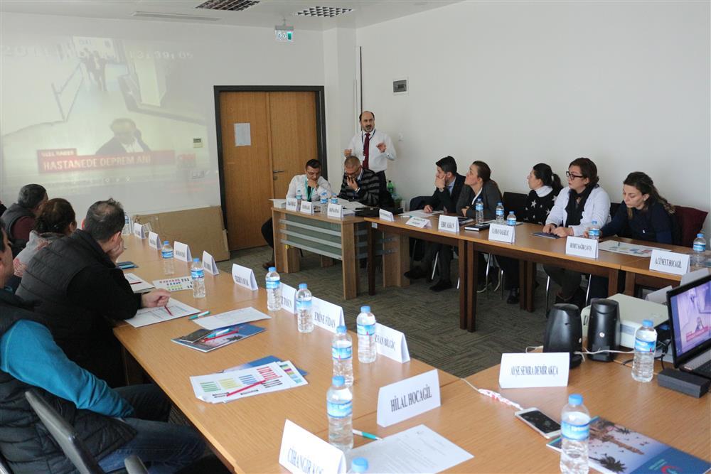 Bülent Ecevit Üniversitesine HAP Eğitimi Verildi