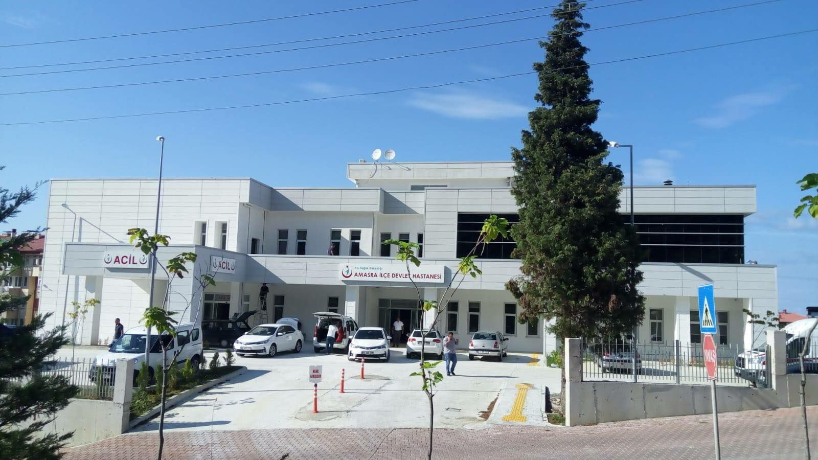Amasra İlçe Entegre Devlet Hastanesi