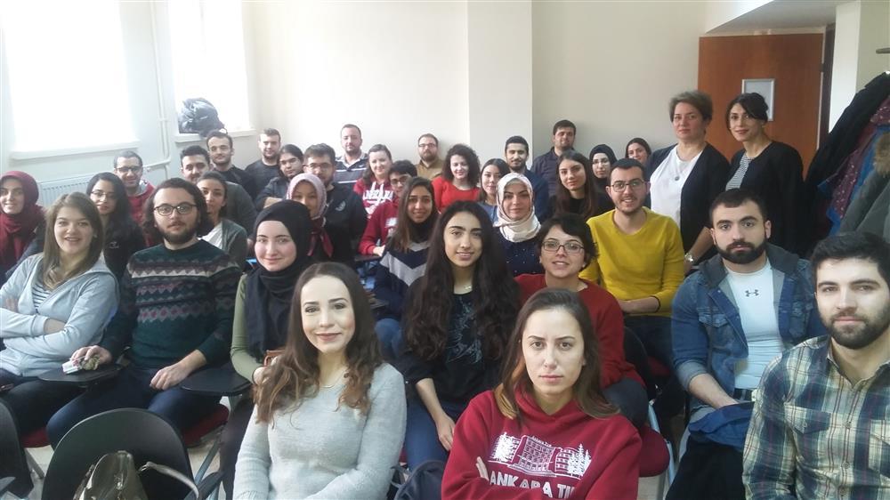 HSHB Teşkilat Yapısı Görev Yetki ve Sorumlulukları Bilgilendirme Toplantısı