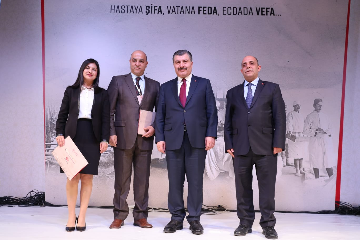 Yılın Doktorları Ankara'da.