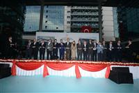Kartal Dr. Lütfi Kırdar Eğitim ve Araştırma Hastanesi'nin Poliklinik ve İdari Binası Acilis Toreni 1.JPG