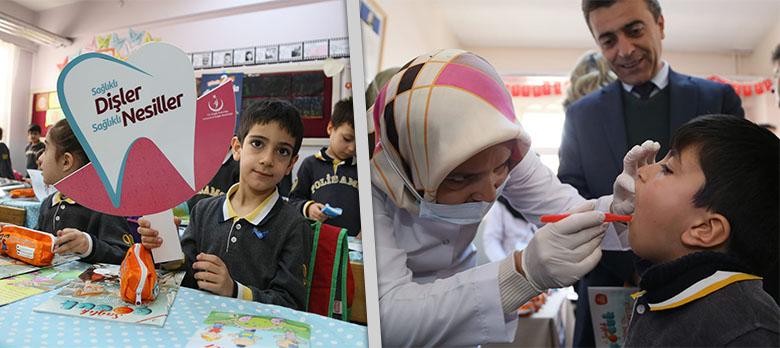 20 Mart Dünya Oral Sağlık Günü Etkinliği