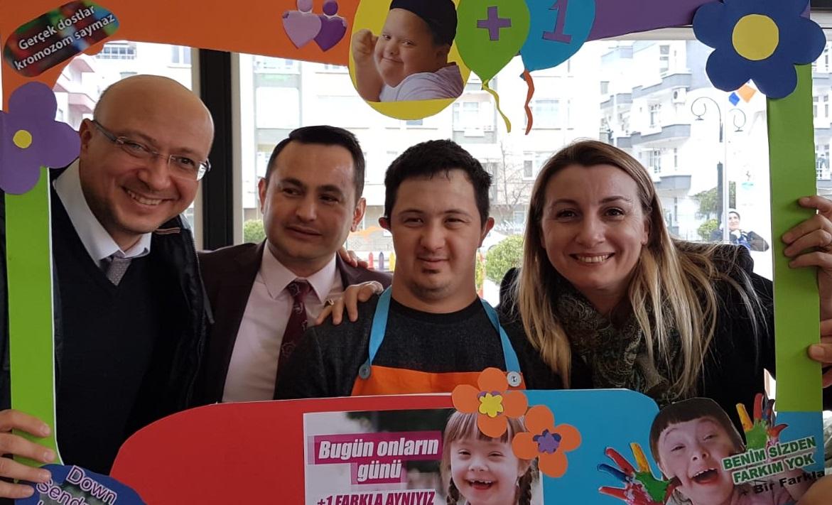 21 Mart Dünya Down Sendromlular Günü Etkinlikleri