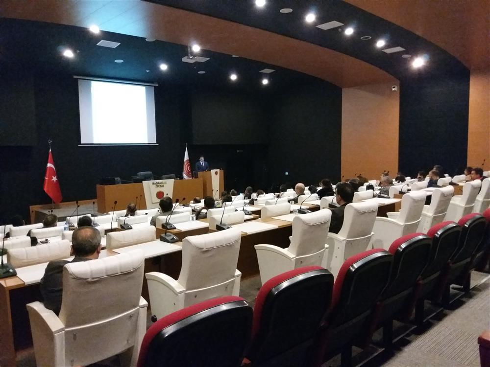 Bağımlılıkla Mücadele Teknik Çalışma Grubunun 2019/3. Toplantısı Yapıldı.