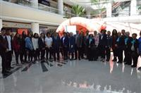 İl Sağlık Müdürü Dr. Özcan AKAN, Halk Sağlığı Hizmetleri Başkanı Dr. Esma KUZHAN ve Sivil Toplum Kuruluşları da ziyaret etti.
