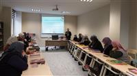 Nilüfer İlçe Sağlık Müdürlüğü Gebelikte İlaç Kullanımı Eğitimi
