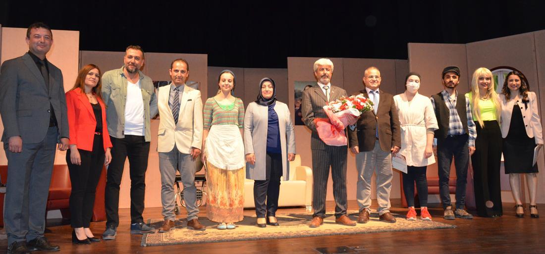 Kırşehir İl Sağlık Müdürlüğü Tiyatro Etkinliği Gerçekleşti