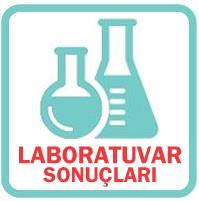Halk Sağ. Laboratuvar Sonuçları