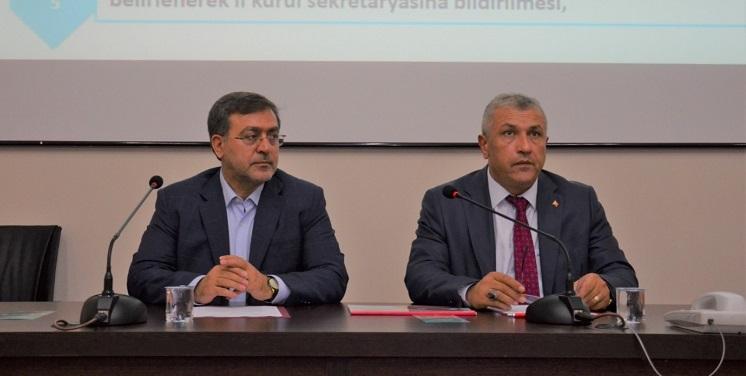 Bağımlılıkla Mücadele Teknik Çalışma Grupları  2019-2 Toplantısı Vali Yardımcısı Sayın Mustafa Özsoy Başkanlığında Gerçekleştirildi