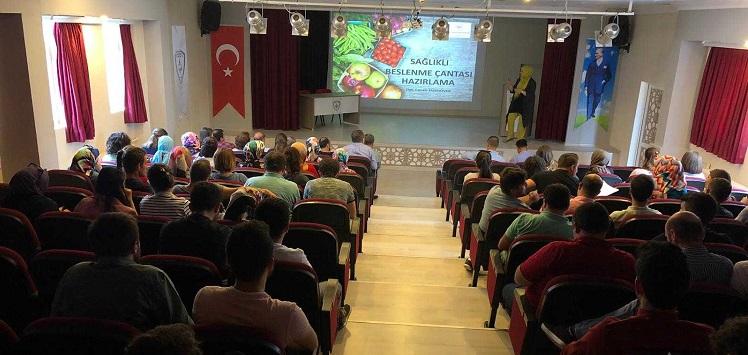 Büyükorhan İlçe Milli Eğitim Öğretmenlerine İnternet Bağımlılığı Eğitimi