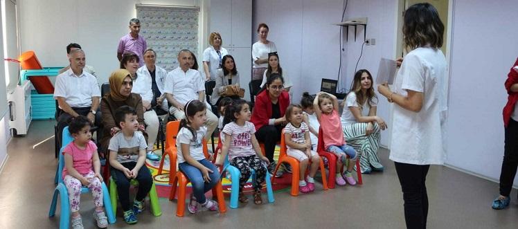 Koruyucu Ağız ve Diş Sağlığı Projesi