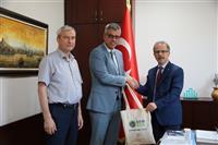 Medeniyet Universitesi Rektoru Prof. Dr. Gulfettin Celik Ziyaret 10.07.2019 - 2.jpeg