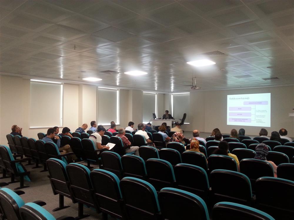 İl Faaliyet ve Hazırlama Komite Toplantısı