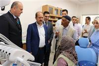 Milletvekilimiz ve İl Genel Meclisi Başkanından Sağlık Kompleksine Ziyaret  (5).JPG