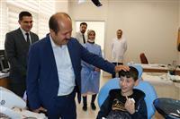 Milletvekilimiz ve İl Genel Meclisi Başkanından Sağlık Kompleksine Ziyaret  (4).JPG