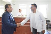 Dr. Özcan Akan Esentepe ASM yi Ziyaret Etti 1.jpg