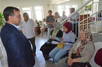Dr. Özcan Akan Esentepe ASM yi Ziyaret Etti 4.jpg