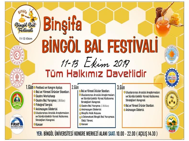 Binşifa Bal Festivali