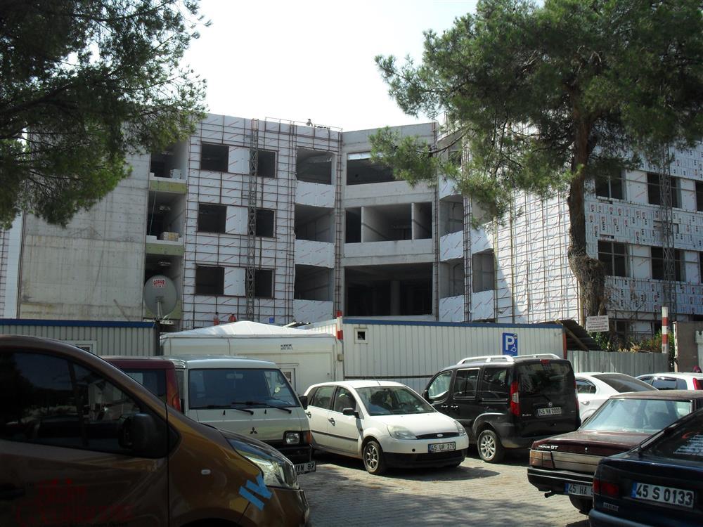 Manisa Sağlık Müdürlüğü 3'lü Hizmet Binası