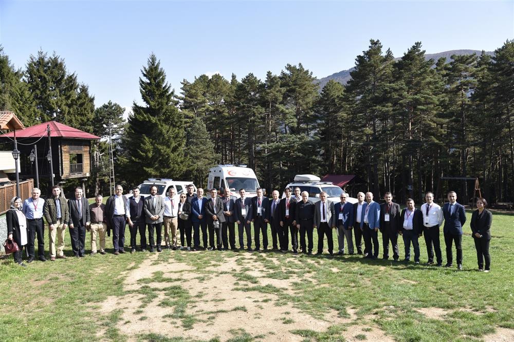 14. Bölgesel ASKOM (Acil Sağlık Hizmetleri Koordinasyon Komisyonu) Toplantısı