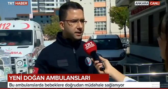 Yenidoğan Nakil Ambulansları Hizmet Vermeye Başladı
