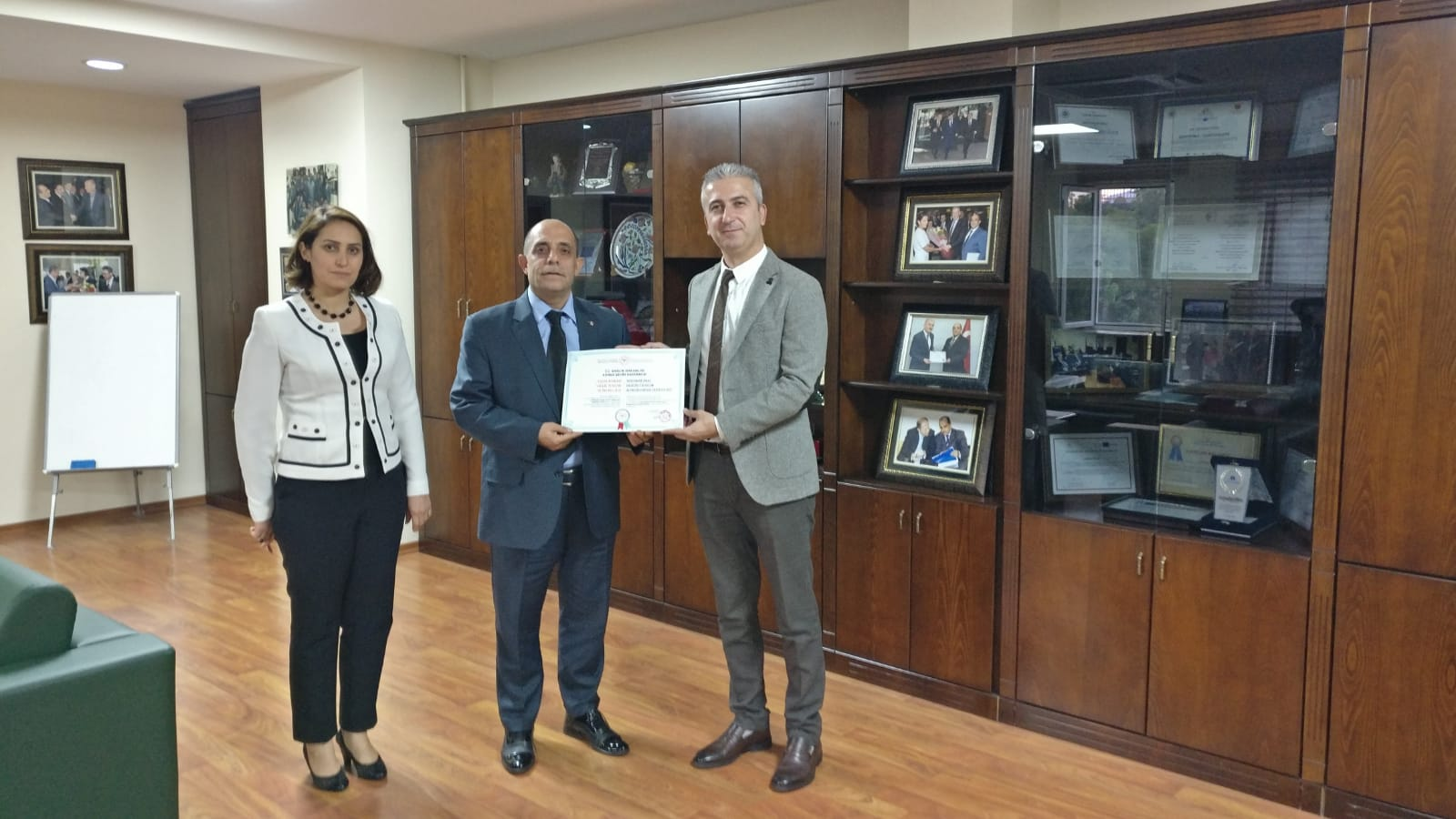 Adana Şehir Hastanesi ve Başkent Hastanesi'ne Sağlık Turizmi Yetki Belgeleri Verildi