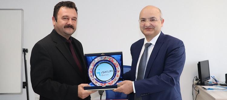İŞKUR Müdürlüğü Temel İlkyardım Eğitimi Sertifika Töreni