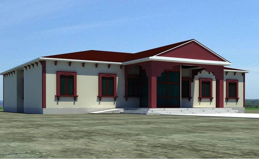 Toprakkale 3 Hekimlik Prefabrik Aile Sağlığı Merkezi