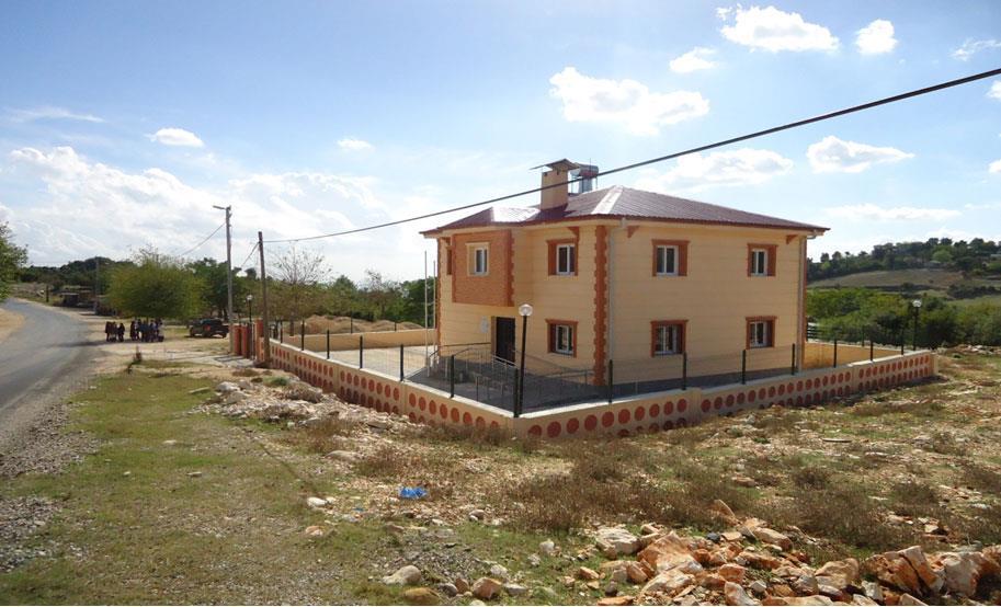Kadirli Koçlu Köyü Sağlık Evi