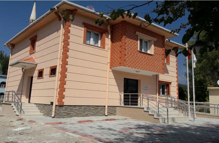 Sumbas Gaffarlı Köyü Sağlık Evi