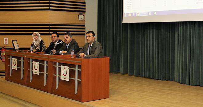 Şubat Ayı KKM ve İstasyon Sorumluları Toplantısı.