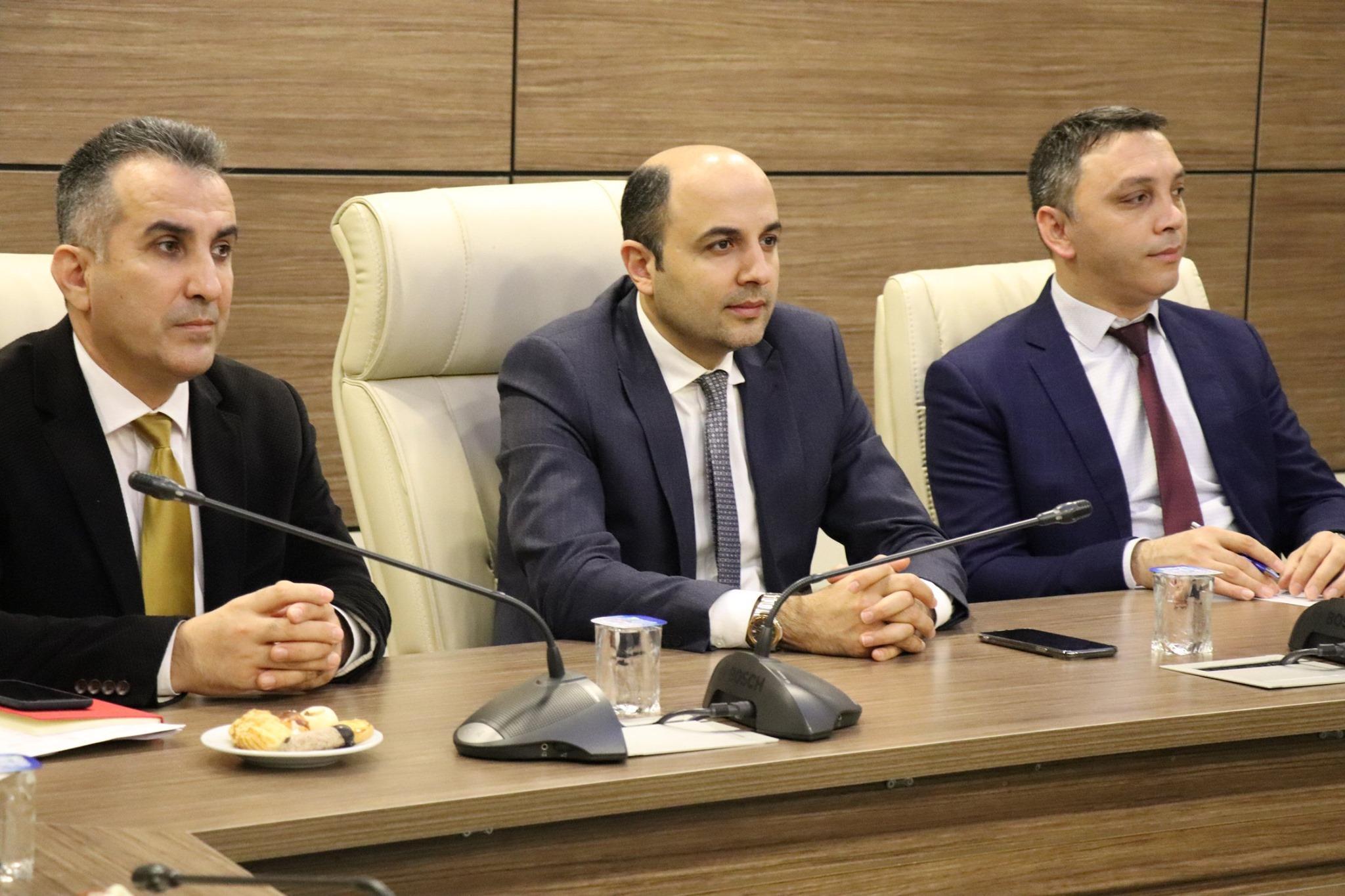 SABİM-CİMER Sistem İşleyişi ve Değerlendirme Toplantısı