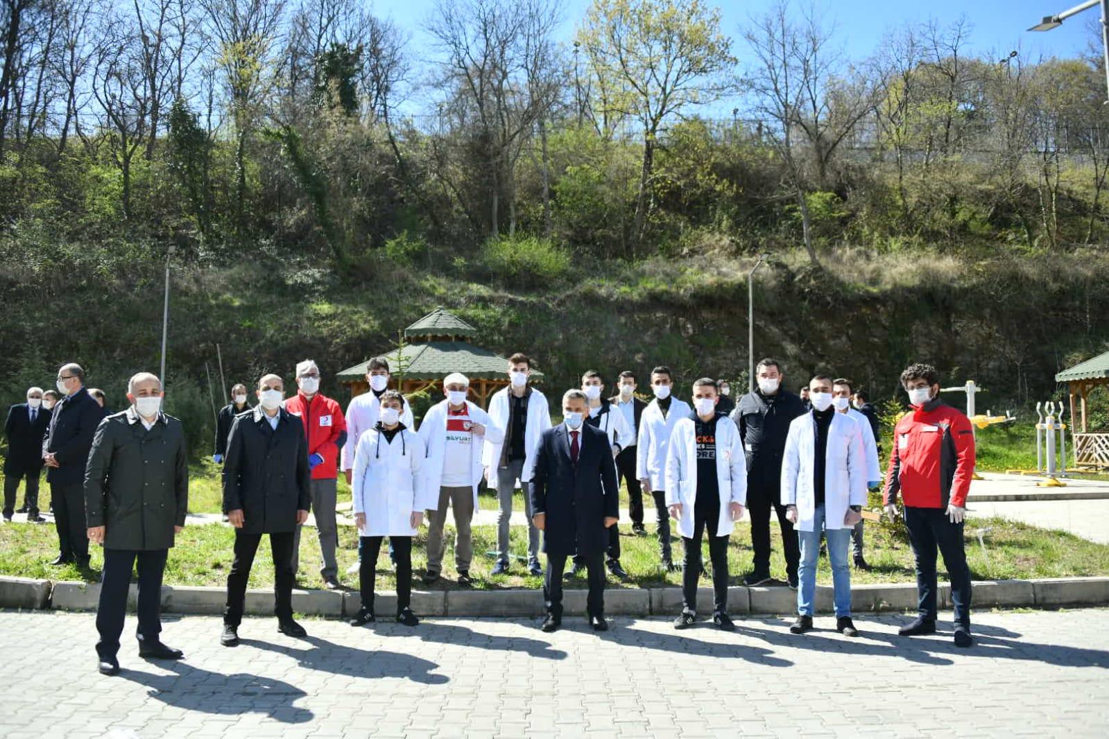 Gözlem Altında Tutulan Öğrenciler Evlerine Uğurlandı