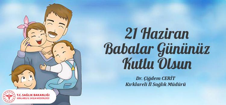21 Haziran Babalar Günü