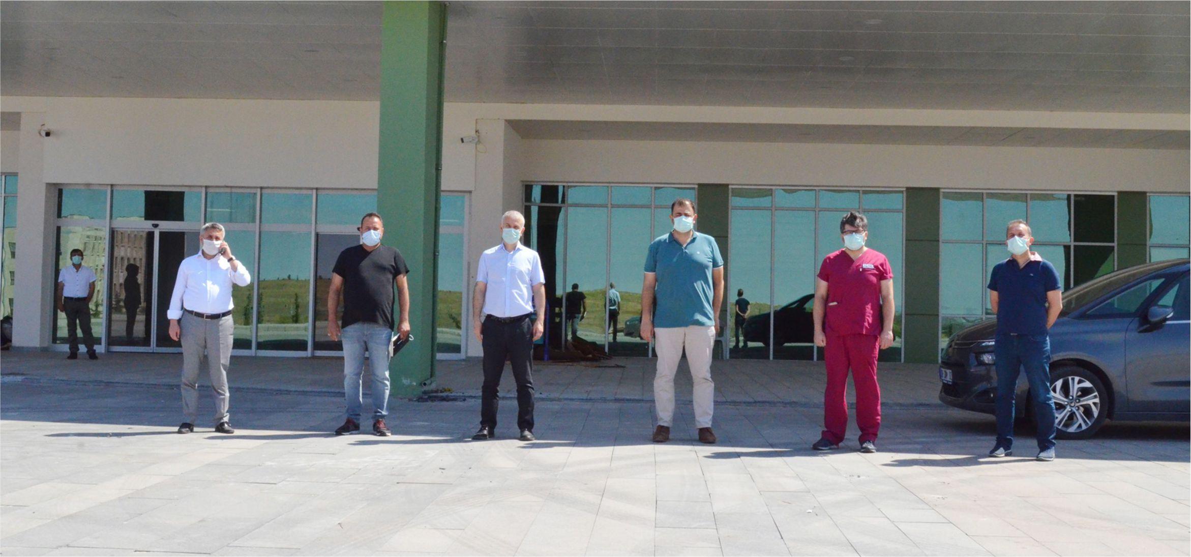 Fizik Tedavi Ve Rehabilitasyon Hastanesinde Sona Gelindi