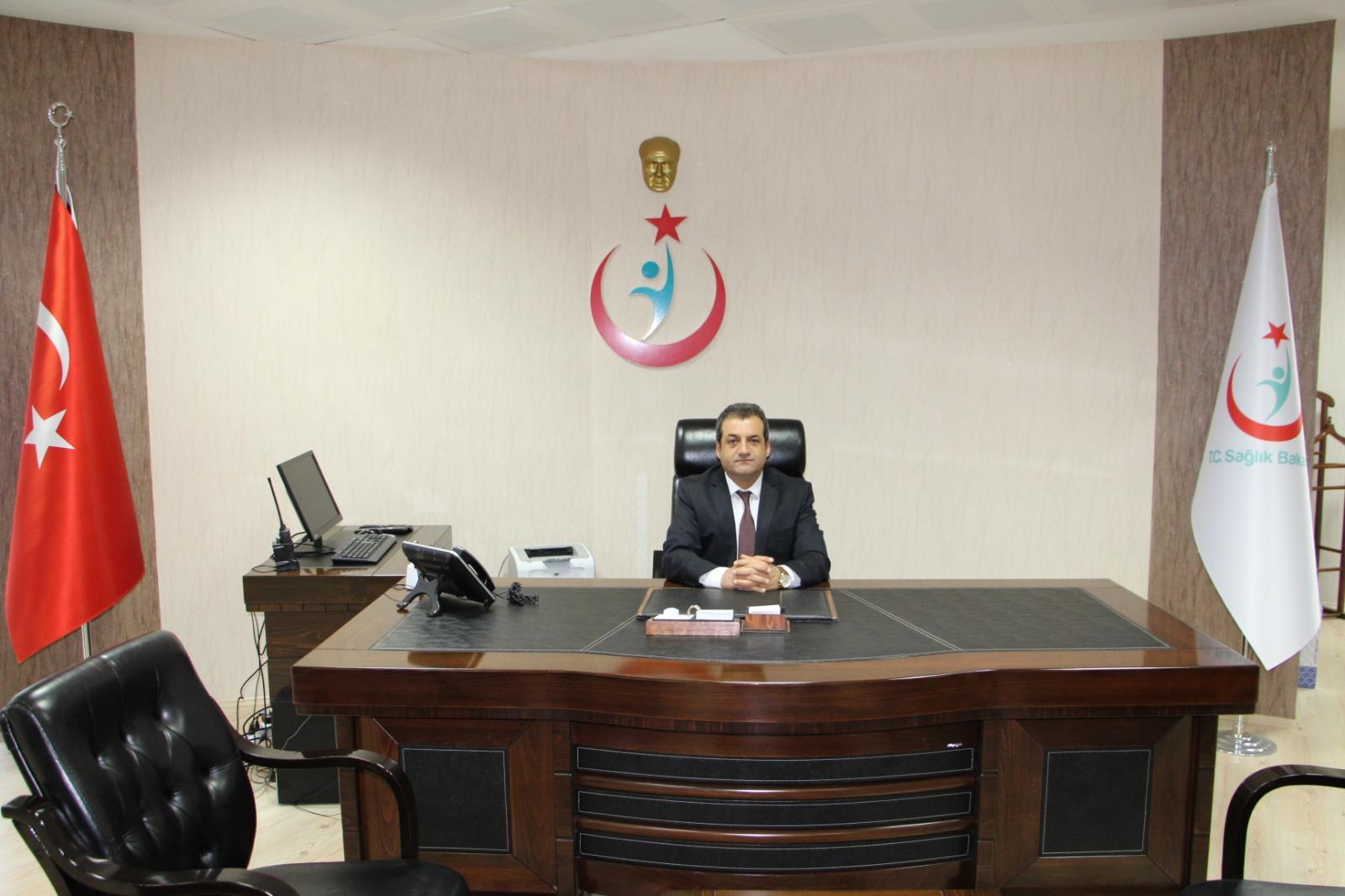 İl Sağlık Müdürümüz Doç. Dr. Cahit Polat Normalleşme Süreci İle İlgili Değerlendirmede Bulundu