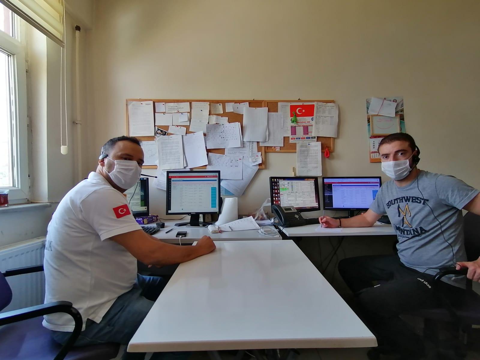 Koordinasyon, KKM, Ön Çağrı Merkezi