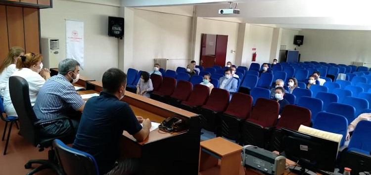 Filyasyon Durum Değerlendirme ve Analiz Toplantısı