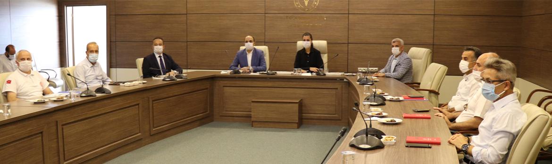 Milletvekilimiz Ak Parti Genel Başkan Yardımcısı Sayın Çiğdem Karaaslan Müdürlüğümüzü Ziyaret Etti