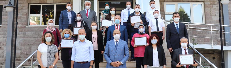 Samsun'da 24 Sağlık Tesisi Sıfır Atık Belgesi Almaya Hak Kazandı