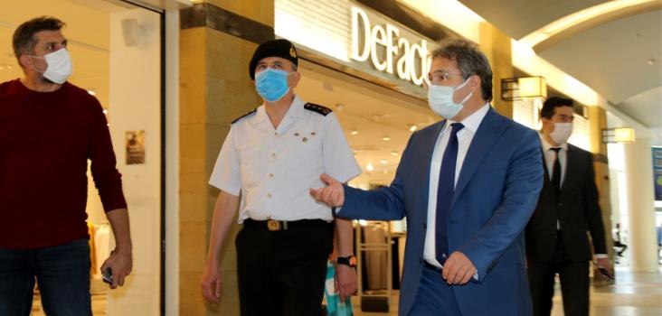 """İl Sağlık Müdürü Doç. Dr. Ali Ramazan Benli, """"Virüse Karşı En Önemli Tedbir Maske"""""""