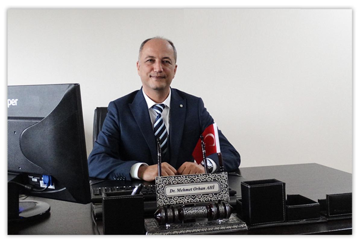 Dr. Mehmet Orhan AHİ