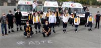 112 ASTE Eğitimleri Hız Kesmeden Devam Ediyor