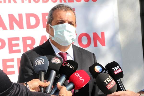 İl Sağlık Müdürümüz Prof. Dr. Cahit Polat Pandemi Çağrı Merkezimizde Günde Ortalama 600 Çağrıya Yanıt Veriyoruz Dedi