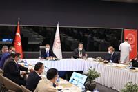 Sağlık Bakanımız Dr. Fahrettin Koca Başkanlığında Değerlendirme Toplantısı 27.10.2020 4.jpg