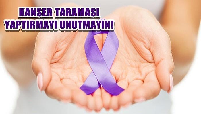 Erzurum Serviks Kanseri Taramasında Türkiye Birincisi Oldu