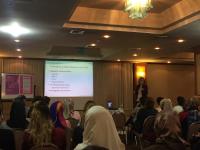Yenidoğan Uzmanı Dr. İpek GÜNEY VARAL prematürelerin ve düşük doğum ağırlıklı bebeklerin beslenmesini anlattı.